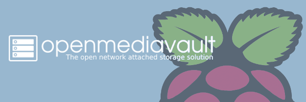 Open Media Vault para Raspberry